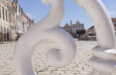 Telčské náměstí Zachariáše z Hradce tak, jak ho možná neznáte a nepoznáte